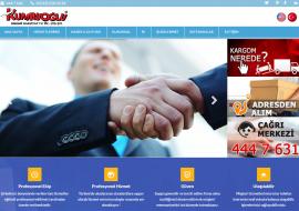 Yeni Web Sayfamız